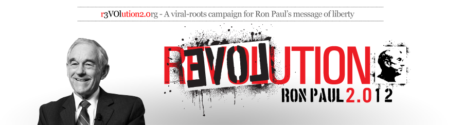 Ron Paul r3VOlution 2.0